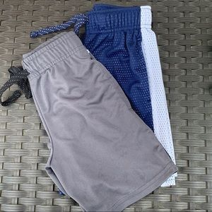 Set of two boys active shorts